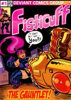 Fisticuff New D.U. Cover by Jebriodo