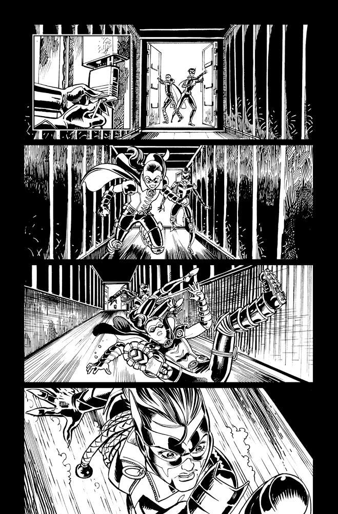 Worlds' Finest #30 page 4 by Jebriodo