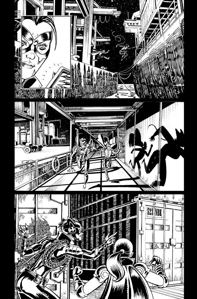 Worlds' Finest #30 page 3 by Jebriodo