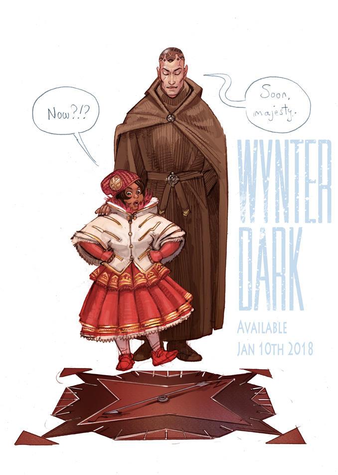 Wynter Dark teaser by Jebriodo