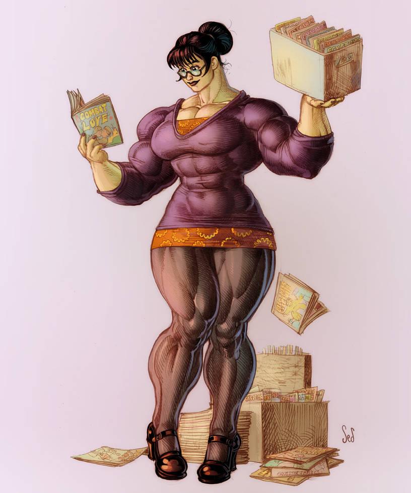 Shezam Comics color sketch by Jebriodo