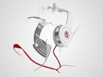 Beats Headphone by desigz