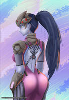 Widowmaker by sasionstrife