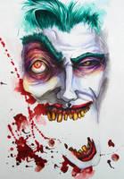 Joker by SpaciousInterior