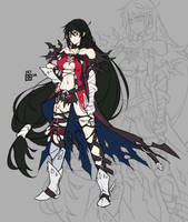 Velvet Crowe by only429