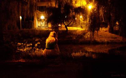 Night light by KumikoYui