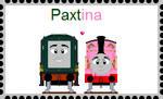Paxtina by roseprincessmitia