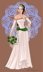 Wedding Day Emily Stirling by roseprincessmitia