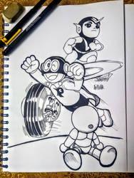 Recuerdos de infancia 1 by Wolverine9999