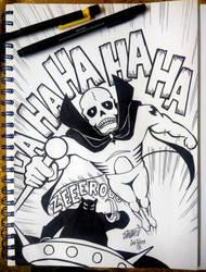 Recuerdos de infancia 3: Fantasmagorico by Wolverine9999