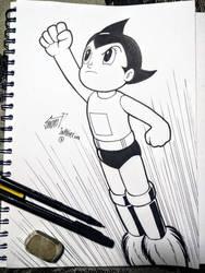 Recuerdos de infancia 6: Astroboy by Wolverine9999
