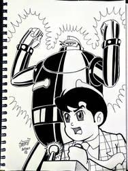 Recuerdos de infancia 10: El Hombre de Acero by Wolverine9999