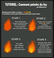 Tutoriel [FR] : Comment peindre du feu by MisterSev7n