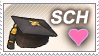 FFXI - Scholar Stamp by dhkite