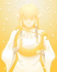 Spirit Maiden by dhkite