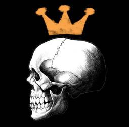 skull by jOKERIX