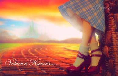 Return to Kansas by Anna-line