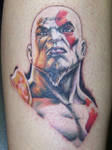 God of War by His-Highness-High