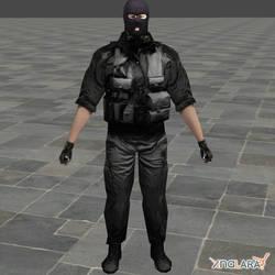 TERRORIST by Oo-FiL-oO