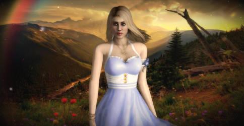 Sonya's Dream by MKArtLover