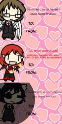 Valentines 2015 by TeaandBGamer
