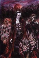 Transylvanian Tzimisce Vampire by Orestes-Sobek