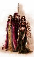 EJEN Elves by Orestes-Sobek