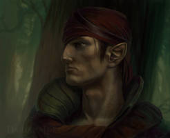 Iorveth by DarianaLoki