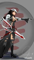 Netherguard Catherine by Madrizki