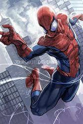Spider-Man by JimboBox