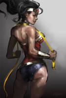 Wonder Sketch by JimboBox