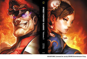 SDCC 2014 UDON SF Classic part 2 by JimboBox