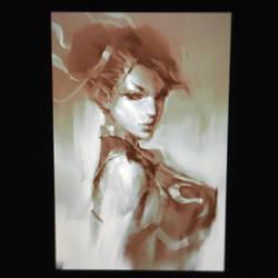 Chun Sketch by JimboBox