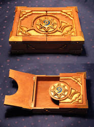 Hearthstone Box by KatharsisCosplay