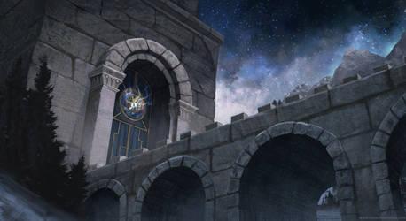 Timekeepers Tower by nataliebernard