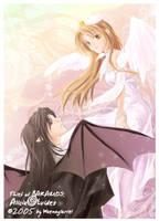 BARAMOS Fanart: Angel-Demon by Waenaglariel