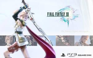 Final Fantasy XIII PS3 by CrossDominatriX5