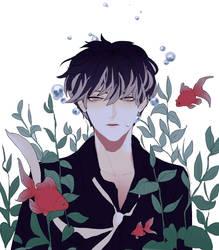 Sasaki by VictoriaSty