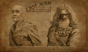 Last War in Albion - The Combatants by HarlequiNQB