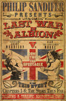Last War in Albion - eBook cover by HarlequiNQB