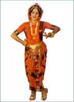Dance dance costume by BharatanatyamOdissi