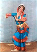 Dance dance pose by BharatanatyamOdissi