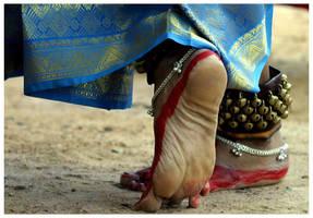 Dance dance Barefeet and soles by BharatanatyamOdissi