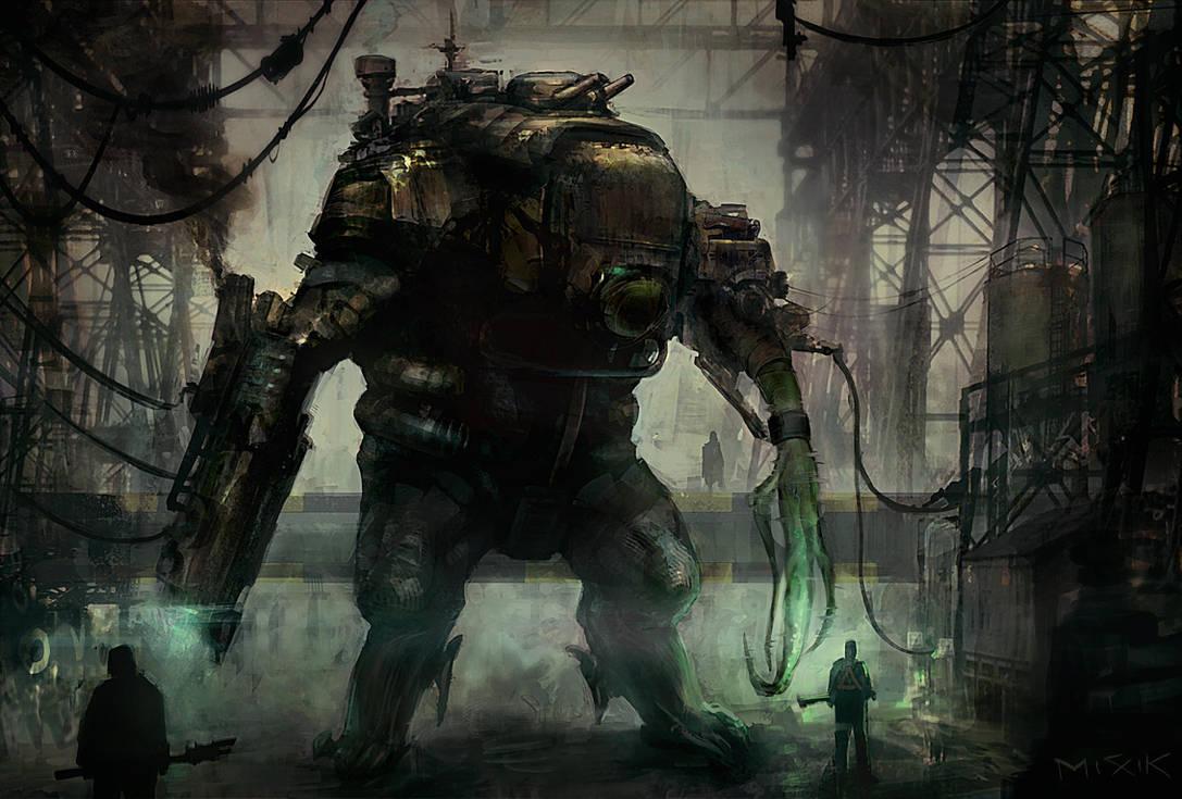 Transdimensional Captive by chrislazzer