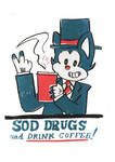 And Now... a Anti-Drugs PSA with a dash of milk... by BunnzieBungo