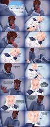 MMD Comic - Frozen by MetalHeartsRejik