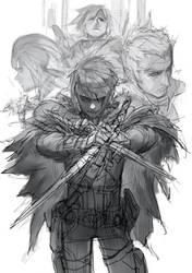 Sketch by Cushart