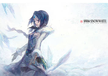 SNOWWHITE by Cushart