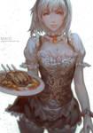 Maid by Cushart