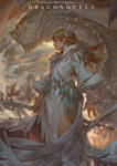 DragonQueen by Cushart